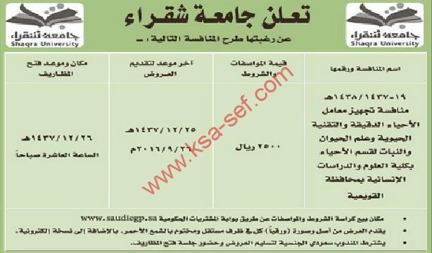 جامعة الشقراء